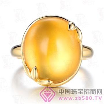 欧卡蓝珠宝戒指1