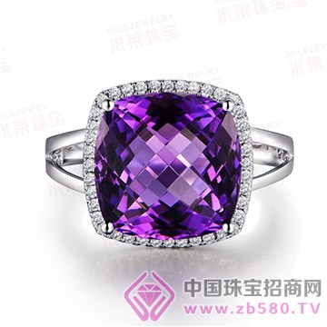 欧卡蓝珠宝戒指2