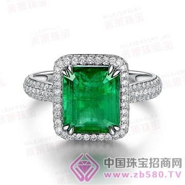 欧卡蓝珠宝戒指3