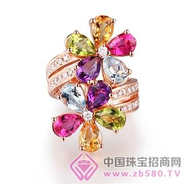 欧卡蓝珠宝戒指5