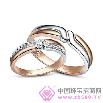 周大亨珠宝-钻石对戒01