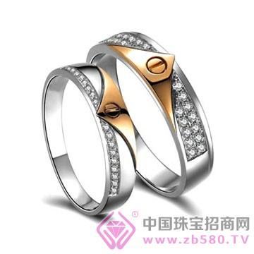 周大亨珠宝-钻石对戒03