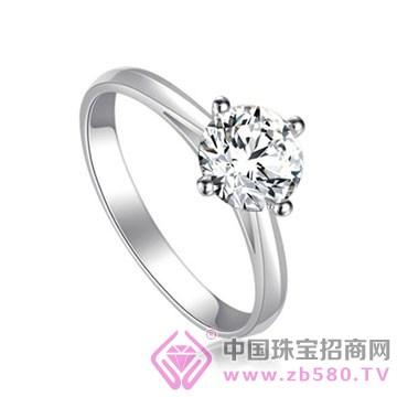 周大亨珠宝-钻石戒指05