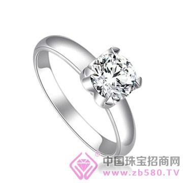周大亨珠宝-钻石戒指06