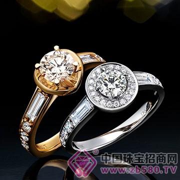 周大亨珠宝-钻石戒指07