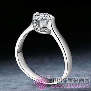 周大亨珠宝-钻石戒指08