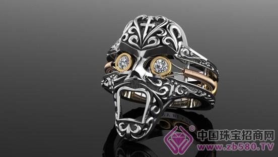 珠宝设计手绘培训