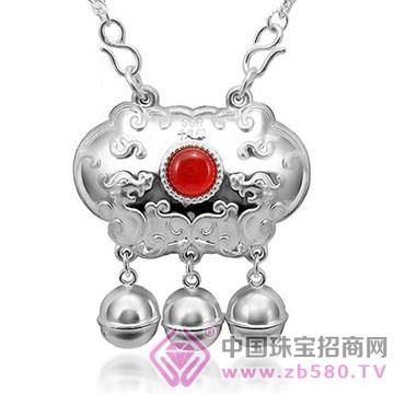 俏派银-纯银宝宝锁包08