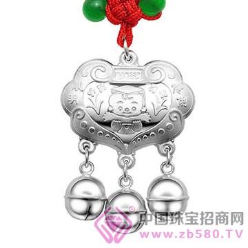 俏派银-纯银宝宝锁包05