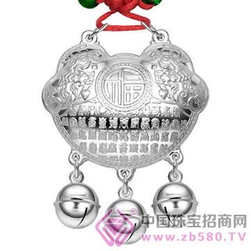 俏派银-纯银宝宝锁包04