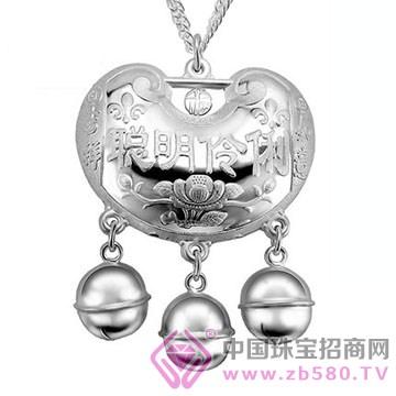 俏派银-纯银宝宝锁包02