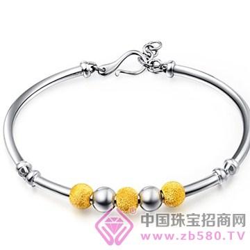 六福演繹珠寶手鏈1