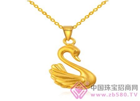 禧六福:小清新珠宝 淡雅甜美双十一