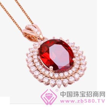 星月珠宝-宝石吊坠09