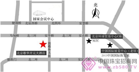 二,交通路线图