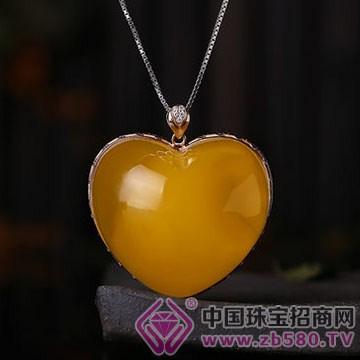 三世缘珠宝-琥珀蜜蜡挂件10