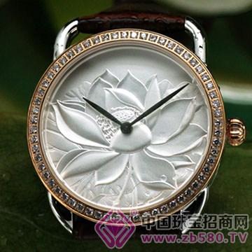 德乐菩提-佛教浮雕手表01
