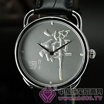 德乐菩提-佛教浮雕手表02