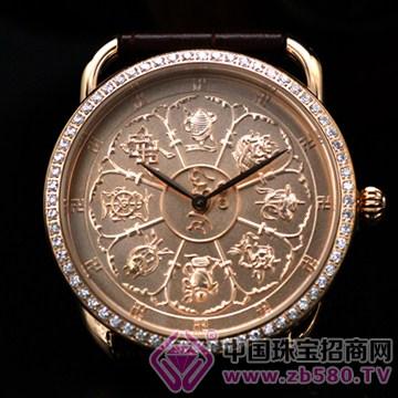 德乐菩提-佛教浮雕手表03