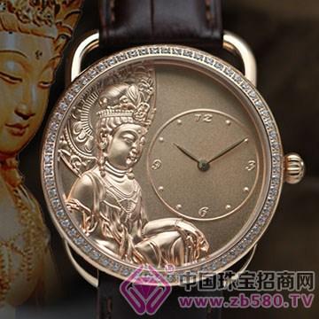 德乐菩提-佛教浮雕手表04