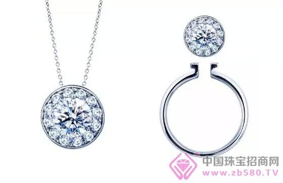 高级珠宝变形记 一件多戴花样多