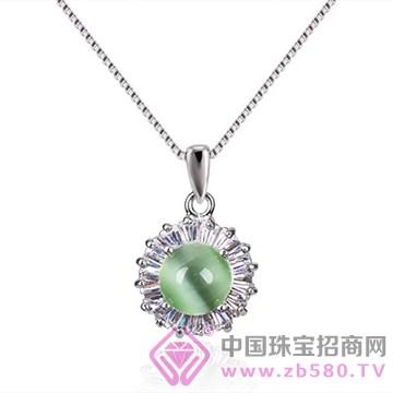 佳佳福珠宝吊坠5