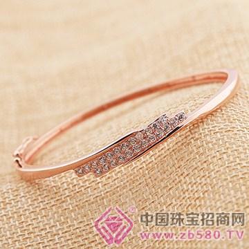佳佳福珠宝手镯4