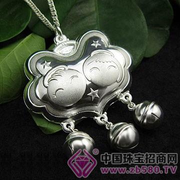 张银匠-纯银宝宝锁包06