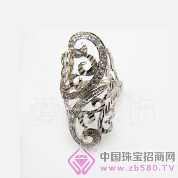 爱吉银饰-纯银戒指08