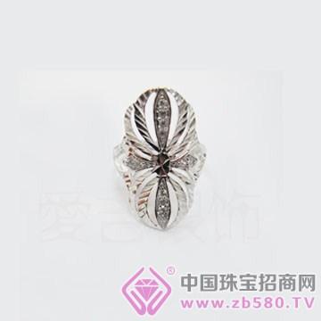 爱吉银饰-纯银戒指09