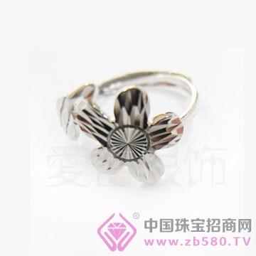 爱吉银饰-纯银戒指10