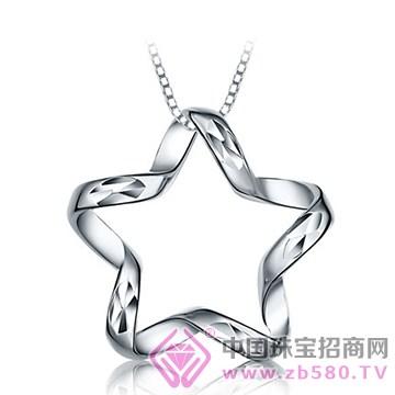周龙福珠宝吊坠6