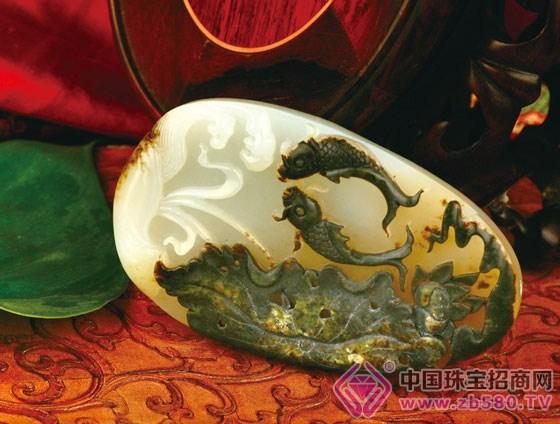 传统花纹玉器纹样
