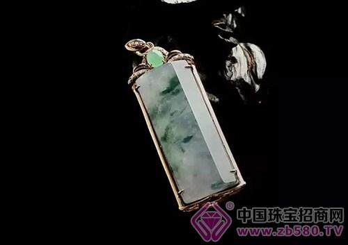 翡翠的晶体结构图片
