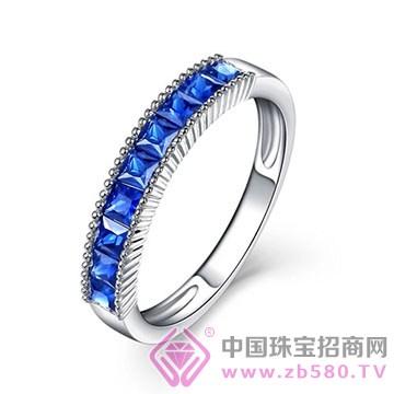 金喜缘-蓝宝石戒指12