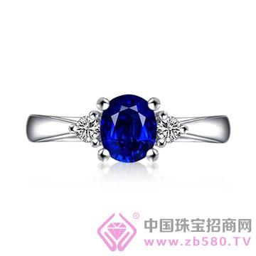 金喜缘-蓝宝石戒指03