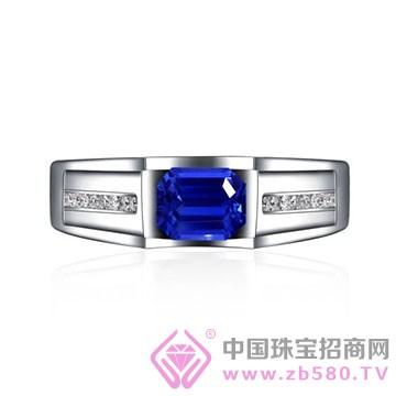 金喜缘-蓝宝石戒指04