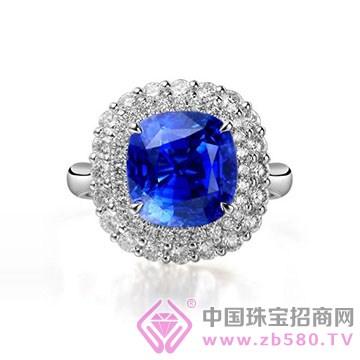 金喜缘-蓝宝石戒指08