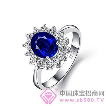 金喜缘-蓝宝石戒指10