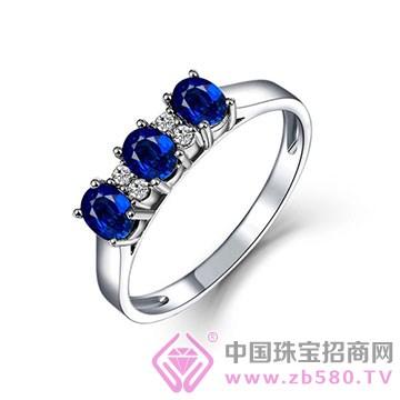 金喜缘-蓝宝石戒指11