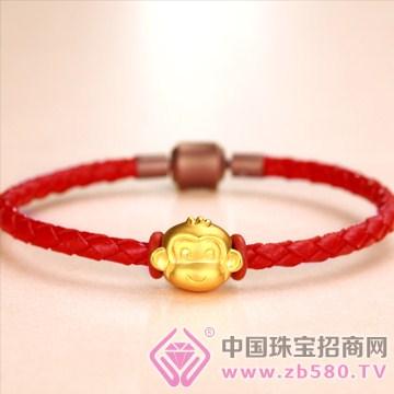 德西尔珠宝-黄金手链01
