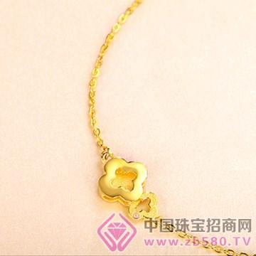 德西尔珠宝-黄金手链02