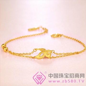 德西尔珠宝-黄金手链03