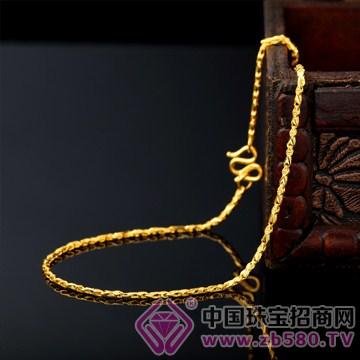 德西尔珠宝-黄金项链01