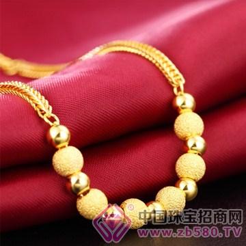 德西尔珠宝-黄金项链02