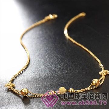 德西尔珠宝-黄金项链03