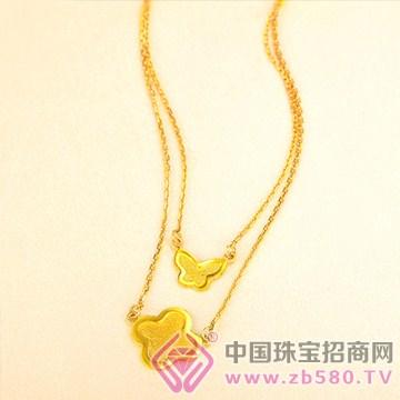 德西尔珠宝-黄金项链04