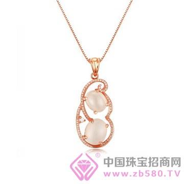 古莉珠宝-宝石吊坠09
