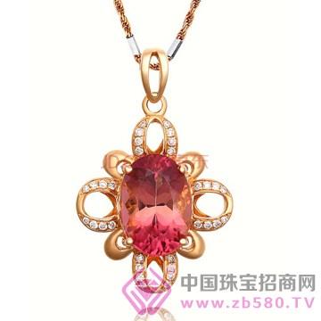古莉珠宝-宝石吊坠11