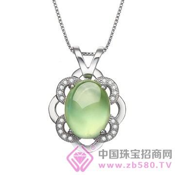 嘉彩福-彩宝吊坠12